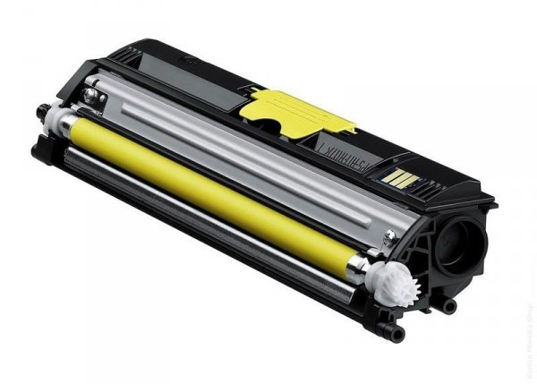 Toner Konica Minolta A0V306H yellow do Magicolor 1600W / 1650EN / 1680MF / 1690MF  na 2,5 tys. str.