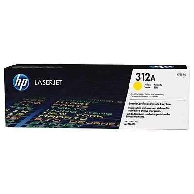 Toner oryginalny HP 312A (CF382A) yellow do HP Color Laser Pro M476dn / Pro M476dw / Pro M476nw na 2,7 tys. str.