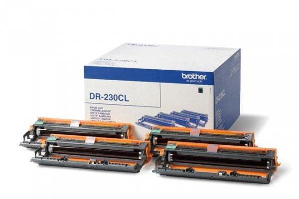 Bęben oryginalny Brother DR230CL do  HL-3040CN / HL-3070CW / DCP-9010CN / MFC-9120CN / MFC-9320CW na 15 tys. str. DR-230CL