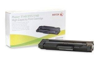 Toner Xerox 108R00909 black do Phaser 3140 / 3155 / 3160 na 2,5 tys. str.