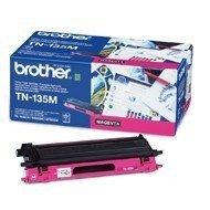 Toner Brother TN-135M magenta do HL-4040CN / HL-4050CDN / HL 4070VDW / DCP-9040CN / DCP-9045CDN / MFC-9440CN na 4 tys. TN135