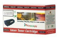 Toner zamiennik Finecopy 707 yellow do Canon I-Sensys LBP-5000 / LBP-5100 na 2 tys. str. CRG707Y
