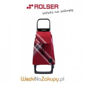 Wózek na zakupy Joy Jet Baby BAB010 Bora kolor Rojo, firmy Rolser