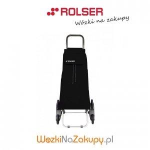Wózek na zakupy SAQ006 RD6 kolor NEGRO, firmy Rolser
