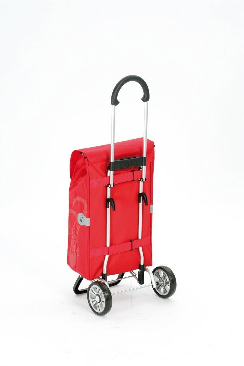 Wózek na zakupy Scala Plus Ipek srebrny, firmy Andersen