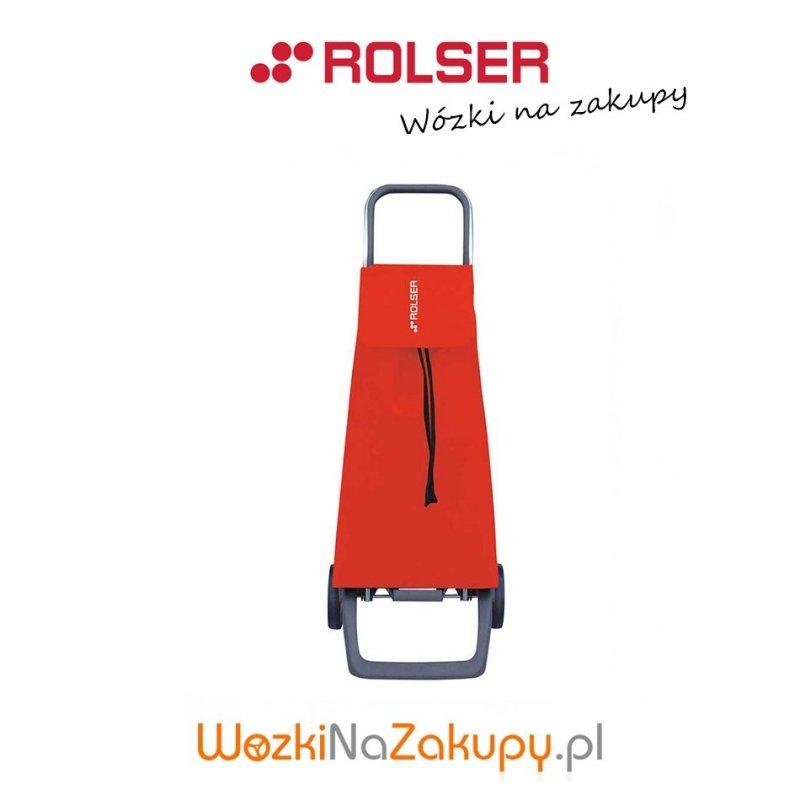 Wózek na zakupy JET001 Joy kolor ROJO, firmy Rolser