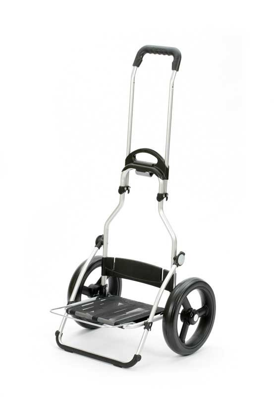 Wózek na zakupy Royal 164 Ortlieb zielony, firmy Andersen