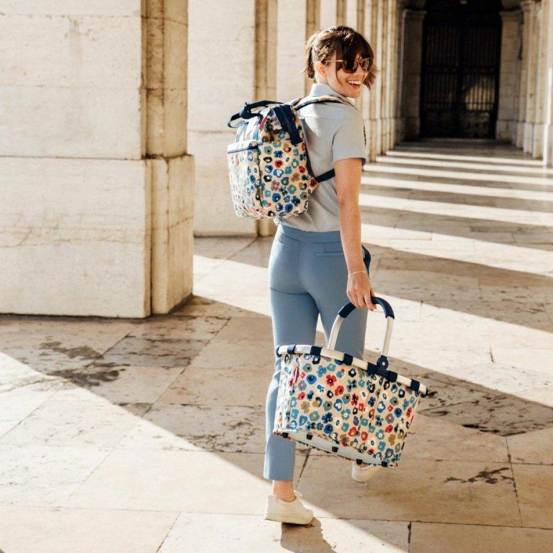 Koszyk na zakupy Carrybag kolor Millefleurs, firmy Reisenthel