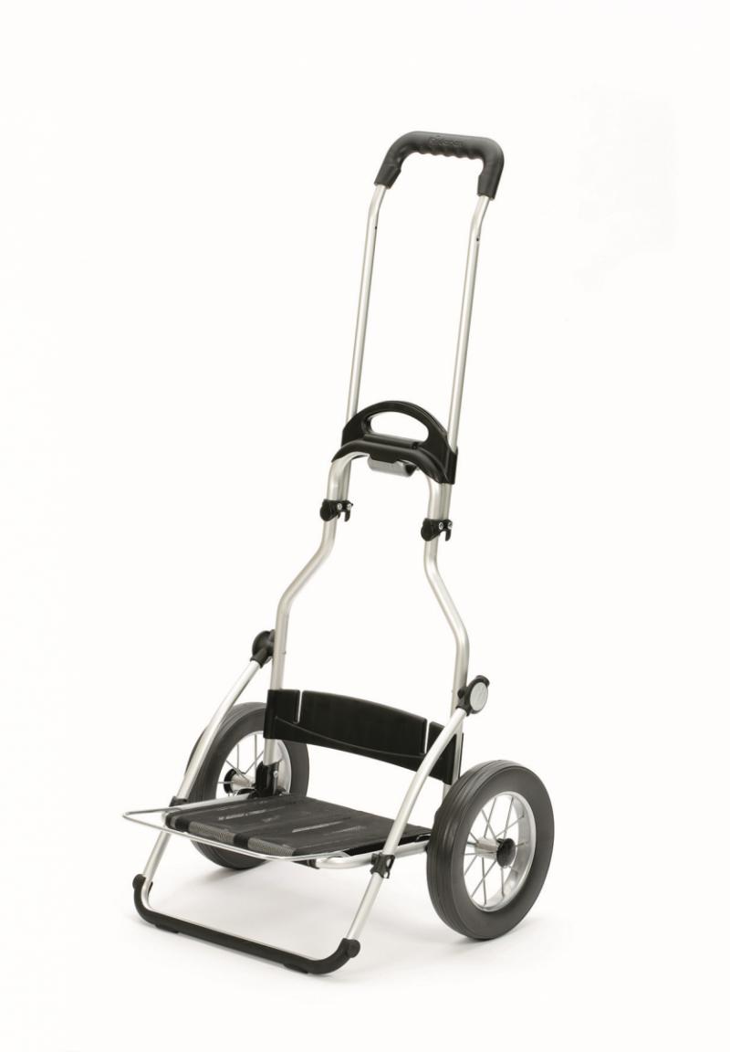 Wózek na zakupy Royal 168 Henni czarny, firmy Andersen