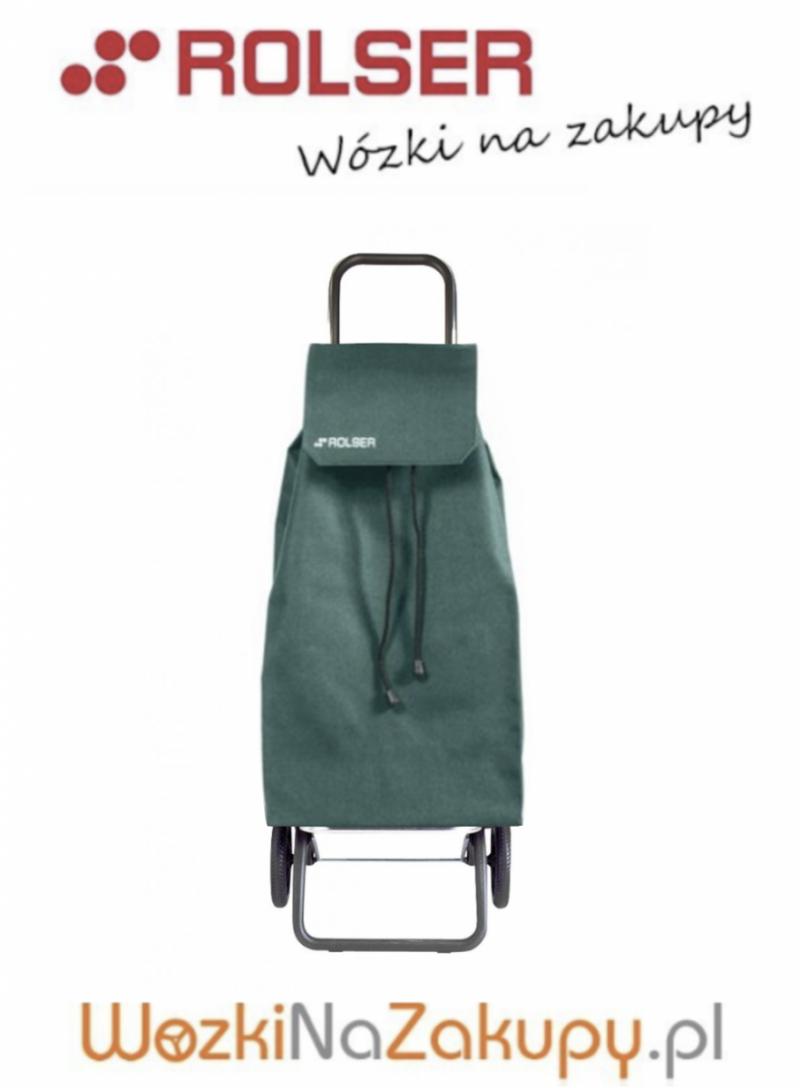 Wózek na zakupy SAQ002 Convert RG kolor VERDE, firmy Rolser