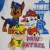 Piżama Psi Patrol Marshall Rubble Chase niebieska