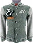 Bluza Bejsbolówka Star Wars Trooper melanż