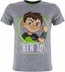Koszulka T-shirt Ben 10 szara