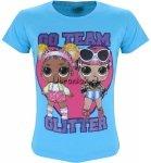 T-shirt LOL SURPRISE niebieski