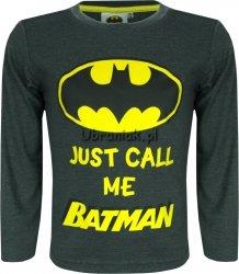 Bluzka Batman grafitowy melanż