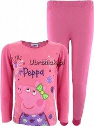 Piżama Świnka Peppa różowa