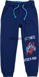 Spodnie Spiderman granatowe