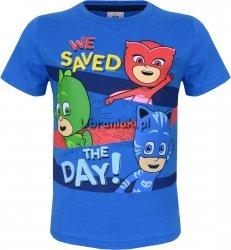 Koszulka Pidżamersi niebieska