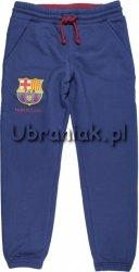 Spodnie sportowe FC Barcelona granatowe