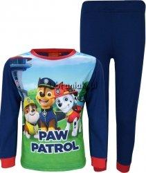 Piżama Psi Patrol Marshall Rubble Chase granat