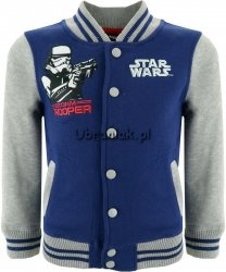 Bluza Bejsbolówka Star Wars Trooper granat