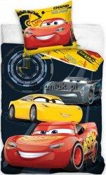 Pościel Auta Cars Trio 160x200