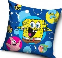 Poszewka SpongeBob granatowa