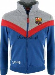 Bluza FC Barcelona niebieska