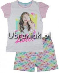Piżama Soy Luna Like róż
