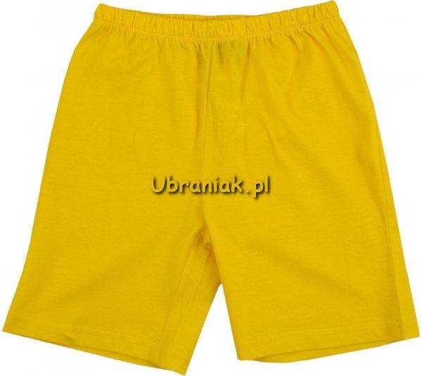 Piżama Auta Cars Finish żółta
