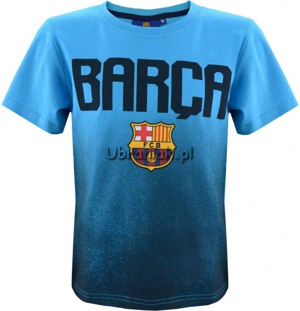 Koszulka FC Barcelona Barca niebieska