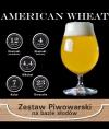 Surowce piwowarskie na 23L. - American Wheat