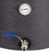 Garnek 25l w otulinie z kranikiem i termometrem OBS
