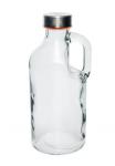 Butelka Samuraj z zakrętką i rączką 1 l