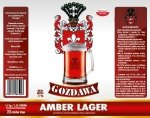 Amber Lager 1,7kg - Gozdawa - dolna fermentacja
