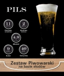 Surowce piwowarskie na 23L. - PILS
