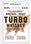 Drożdże Gorzelnicze Turbo whiskey