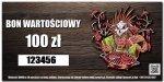 BON Wartościowy - 100zł