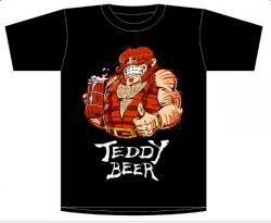 Koszulka, T-shirt Teddy Beer roz. XXL