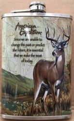 Piersiówka z jeleniem 230ml