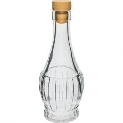 Butelka 200 ml Fiasco Nudo - korek, biała