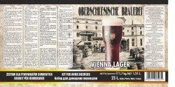 Oberschlesische Brauerei Vienna Lager - 1,7kg + drożdże
