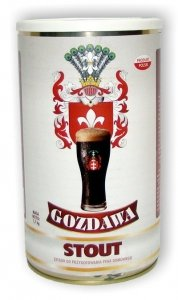 Irish Stout 1,7kg - Gozdawa