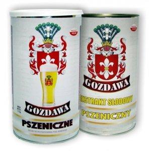 Piwo Pszeniczne - Zestaw - 3,4kg Gozdawa