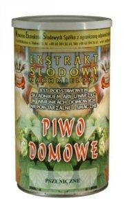 Ekstrakt słodowy nachmielony pszeniczny WES - 1,7kg