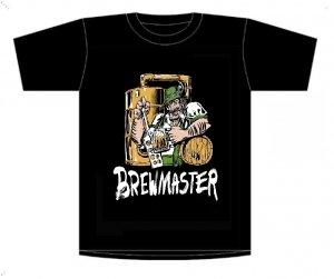 Koszulka, T-shirt Brewmaster roz. XL