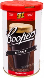 Koncentrat do wyrobu piwa STOUT 1,7 kg