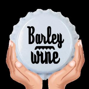 Kapsle białe barley wine 50sztuk