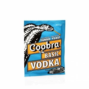 Drożdże Coobra Basic Vodka
