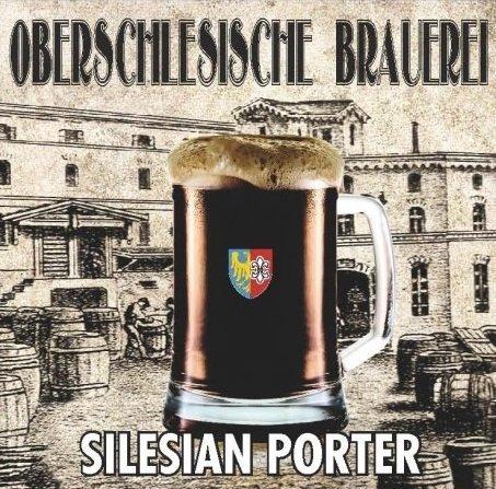 """Oberschlesische Brauerei """"Silesian Porter"""" - 1,7kg + drożdże"""